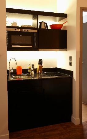 SweetOme Aparthotel: Cuisine