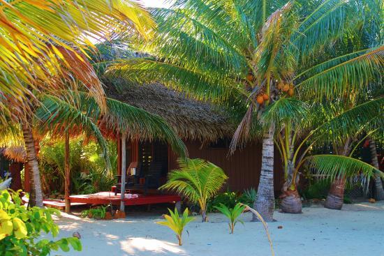 Singing Sands Inn: Our cabana