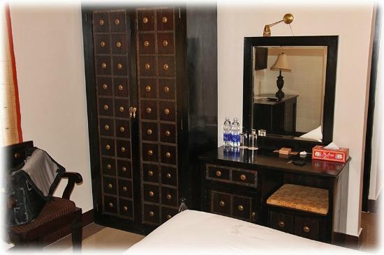Golden Tulip Zanzibar Botique Hotel: My room