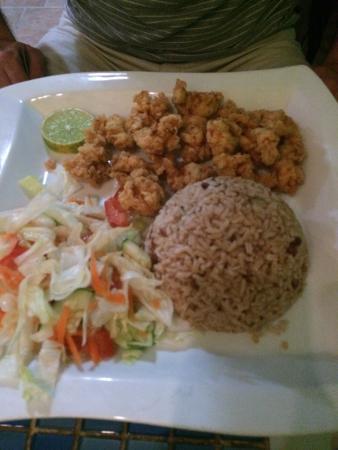 Syd's: Shrimp