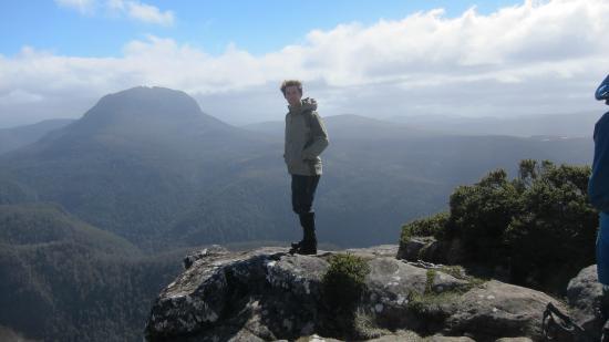 Cradle Mountain Huts: Mt Oakley