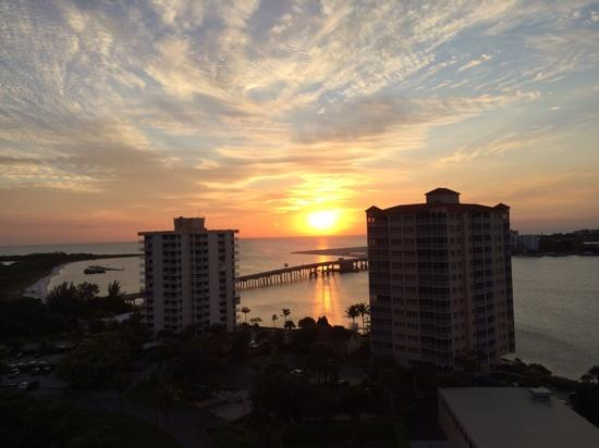 Lovers Key Resort: View from unit PH6