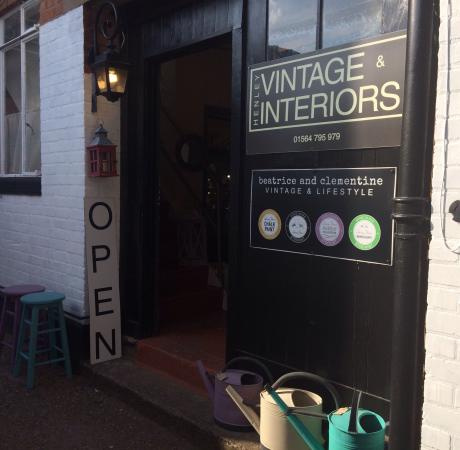 Henley Vintage and Interiors