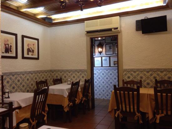 O Poleiro : Salão tradicional
