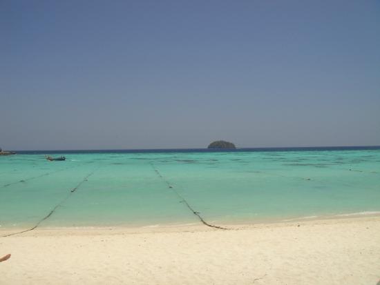 Lipe Power Beach Resort: View from room