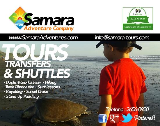 Samara Adventure Company : Turtle Tours