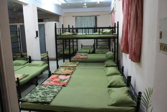 Minerva Residency Hotel : Dormitory 25 beds