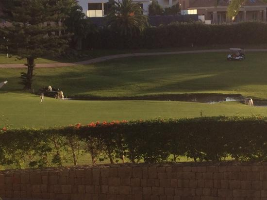 Los Naranjos Golf Club: the18th
