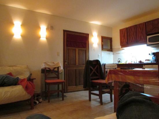 Altos de la Costanera - Aparts: Sala de estar/cocina