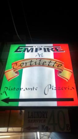 Ristorante Pizzeria Al Cortiletto