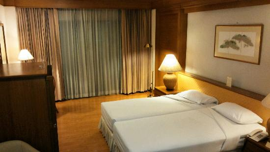 The Salaya Pavilion Hotel and Training Center : Bedroom