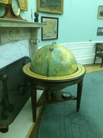 Harry S. Truman Library and Museum : Office