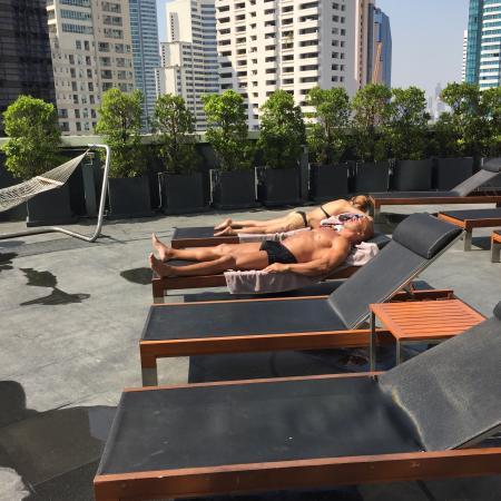 曼谷素坤逸S31酒店照片