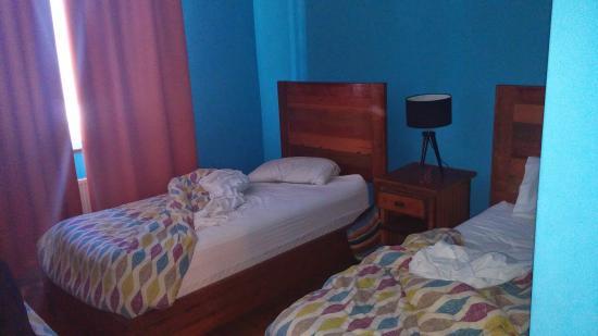 Puerta Escondida B&B: Room with private bath