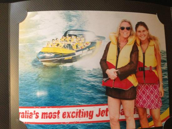 Paradise Jet Boating: Our photo from jetboating