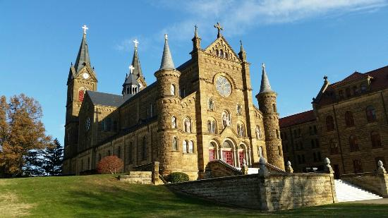 Saint Meinrad, IN: Archabbey Church