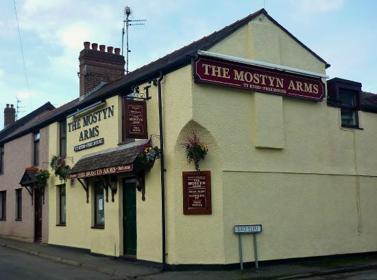 The Mostyn Arms
