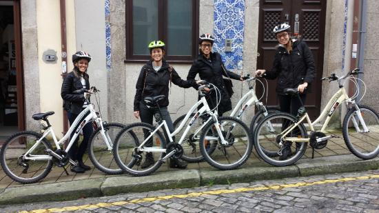 Bike tours Portugal | City Tours | Bike rental | Fold n: Bikes que alugamos para um passeio em Porto e pela orla do Douro e Praias
