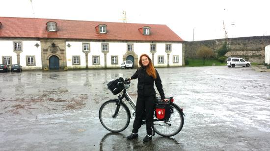 Bike tours Portugal | City Tours | Bike rental | Fold n: Bike que fiz o passeio até Santiago de Compostela