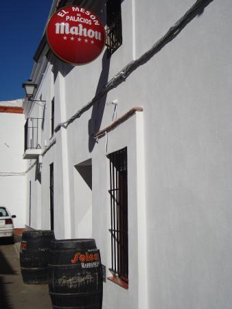 imagen El Mesón de Palacios en Casas de Reina