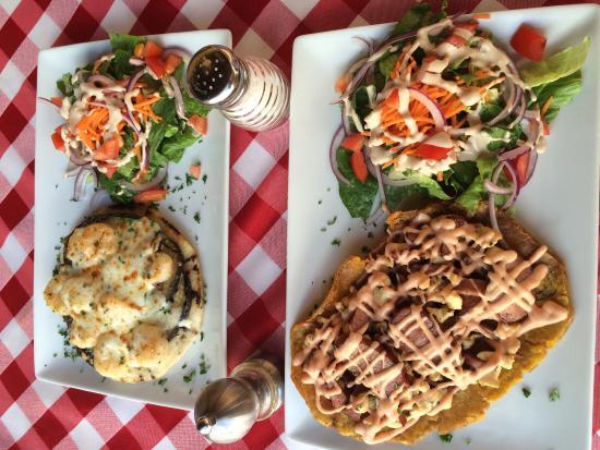 Ernest & Fidel Cafe: Yummy!