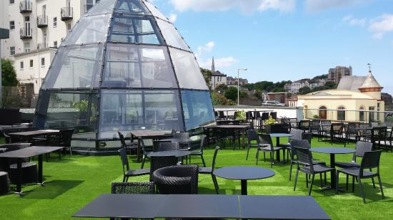 Photo of American Restaurant The Admiral Collingwood at Wilder Road, Ilfracombe EX34 9AP, United Kingdom