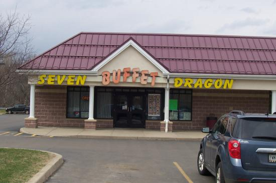 ‪Seven Dragon Buffet‬