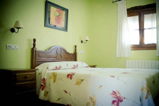 Hotel Enrique Calvillo: Habitación Matrimonio