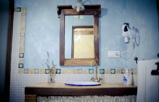 Hotel Enrique Calvillo: Baño