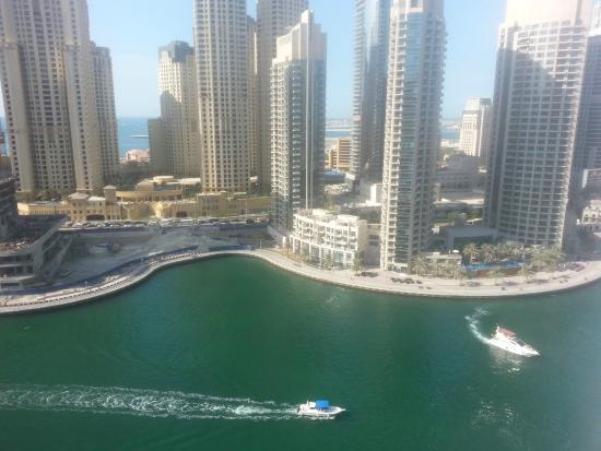 City Premiere Marina Hotel Apartments View