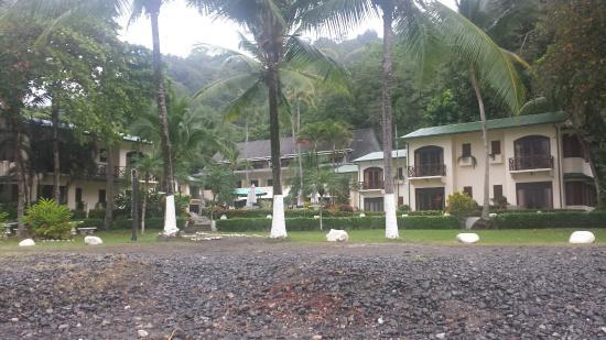Hotel Club del Mar: Beach and Hotel
