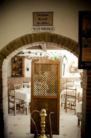 Hotel Enrique Calvillo: Salón Comedor