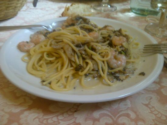 Potpourri: spaghetti alla pot pourri