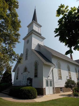 Calamus, IA: Kvindherred Lutheran Church
