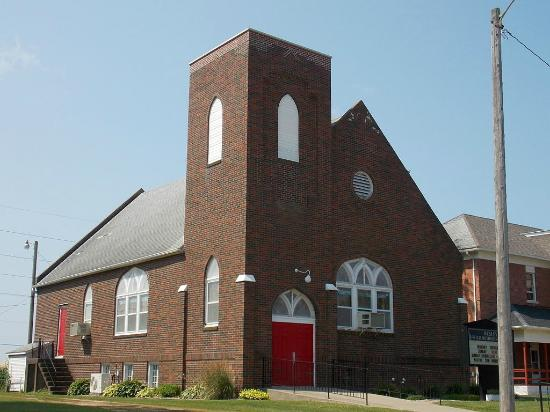 Calamus, IA: Wesley United Methodist Church