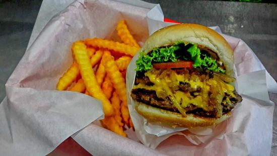 Chuck's Burgers
