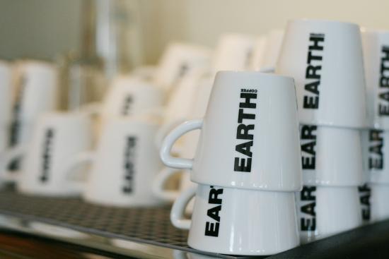 Het Wapen van Tilburg: EARTH Koffie