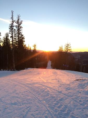 Eagle Point Ski Resort: Breathtaking Views!!
