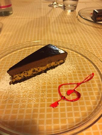 Casa di Valle : Sinfonia al cioccolato