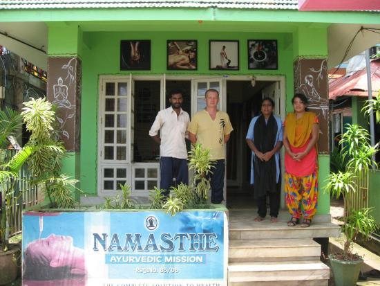Namasthe Ayurvedic Mission: ...