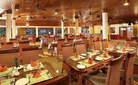 The Elephant Court: Restaurant