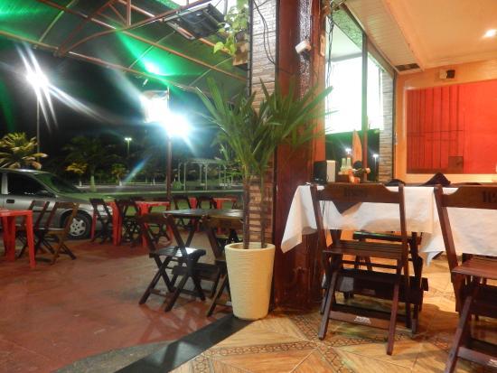Frente Foto De Restaurante Pizzaria Chega Mais