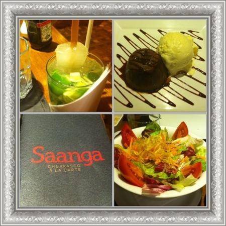 Saanga Grill - Iguacu : tudo de bom!
