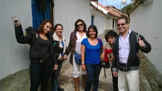 Pirwa Hostel Backpackers Familiar, San Blas: Fuera del Hostal