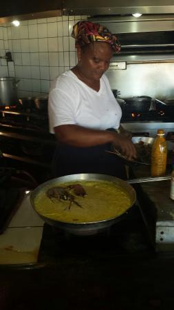 La Casita De Papi: Fabulous cook