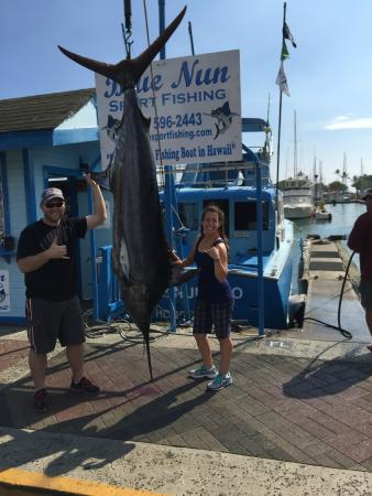 Blue Nun Sport Fishing