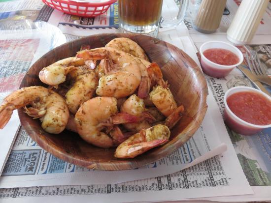 Sambo's Tavern: Peel Shrimp