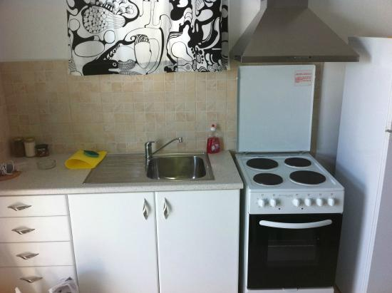 Onar Studios: Family studio κουζίνα