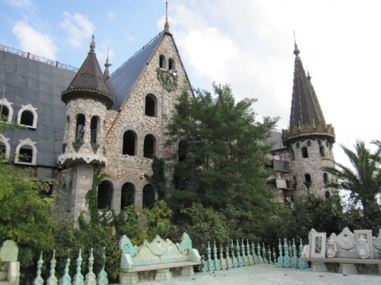 Sozopol, บัลแกเรีย: Еще раз замок снаружи