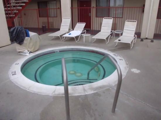Motel 6 Lodi : Jacuzzi